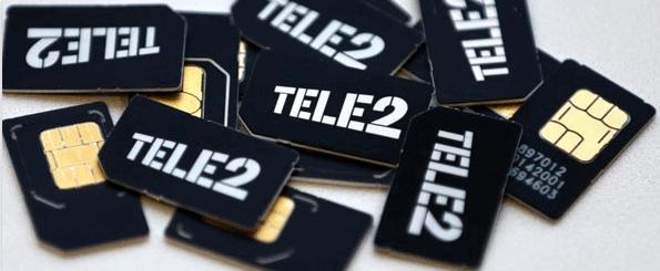 Активация СИМ-карты Tele2