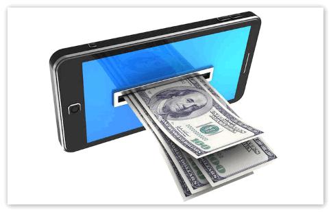 Перевести деньги с телефона