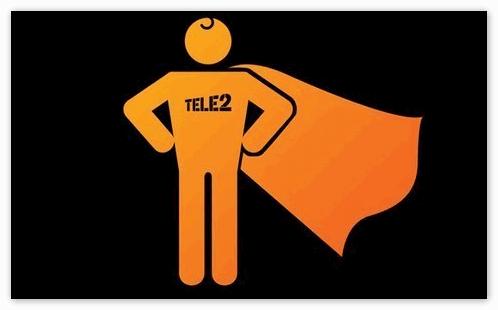 Подключение услуги Теле2