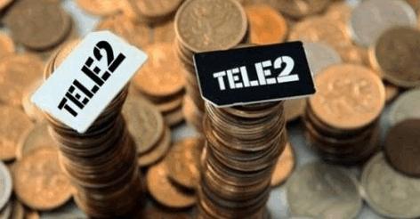 Стоимость Теле2 тв