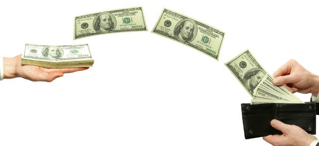 Перевод средств легкий платеж