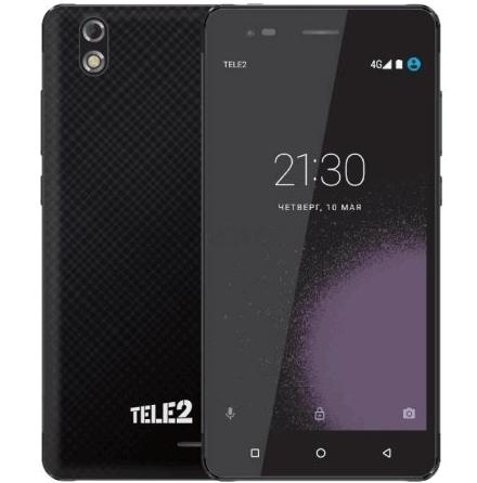 Смартфон теле2 Maxi Plus Black