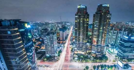 Технологическое развитие мегаполисов