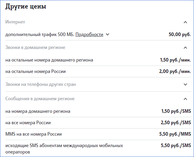 Другие цены мой теле2 Ижевск