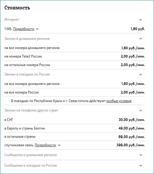 стоимость планшет теле2