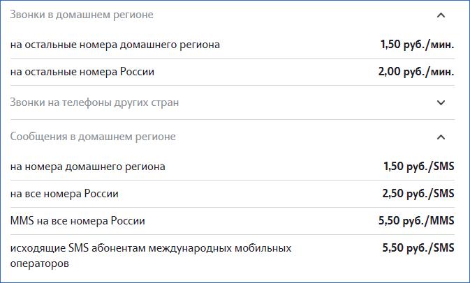 Стоимость разговоров мой Теле2 Владивосток