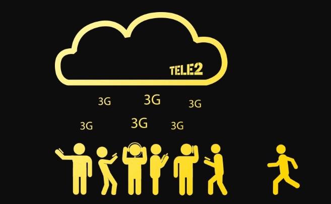 Трафик интернет от ТЕЛЕ2