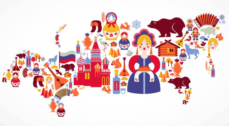 Цены опций в поездках по России