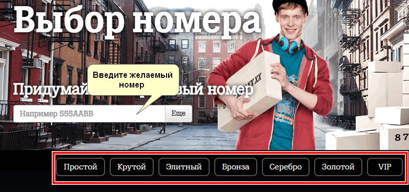 Выбор номера Алматы